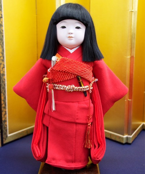 Ando doll in Kyoto, Japan