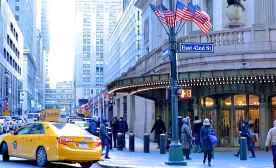 East 42nd Street - Grand Central Station